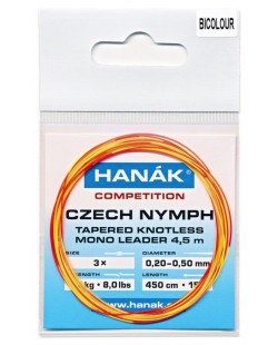 CZECH NYMPH LEADER